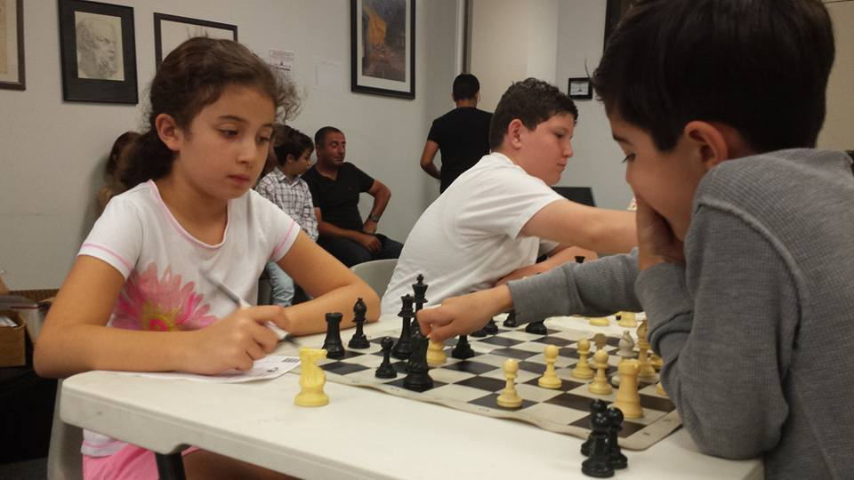 Chess tournament: May 5th