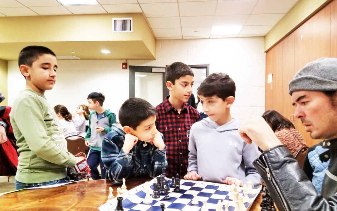Angeleno Chess Club: 2nd place in LA!