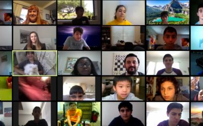 16th Annual Western Alliance Online Summer Chess Camp Recap