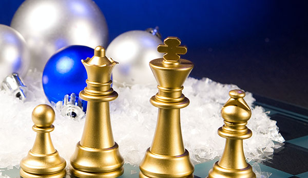 Holiday Online Chess Camp Dec 27-29, 2020