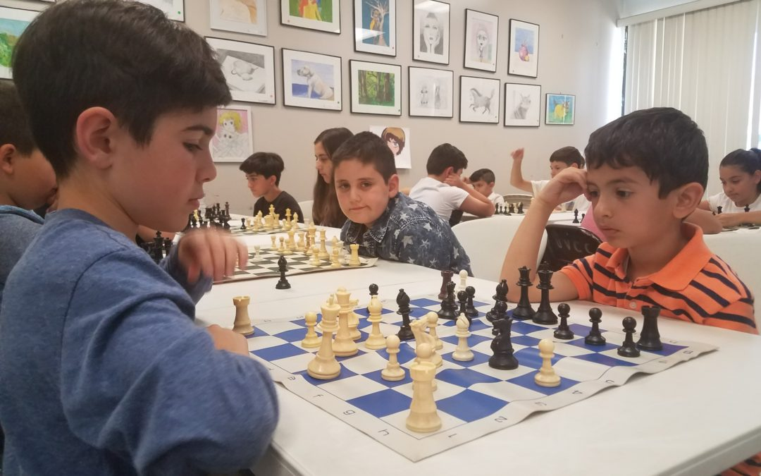Angeleno Chess Club Tournaments