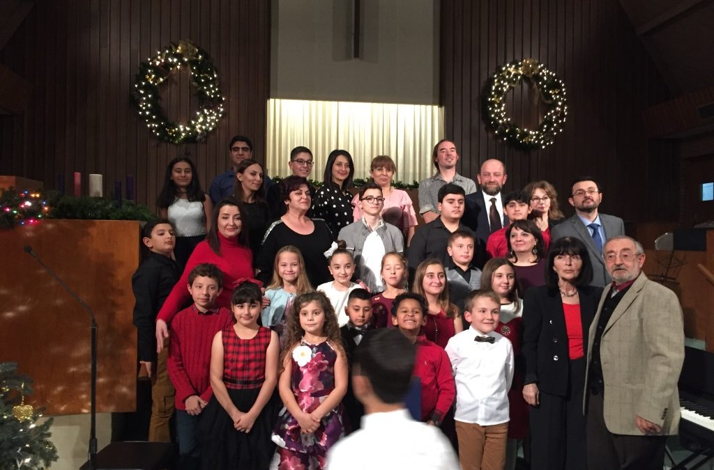 AMFA Holiday Concert & Art Exhibition
